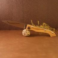 Couteau Chemin de Compostelle