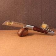 Couteau Tonneau tire bouchon manche bois de violette
