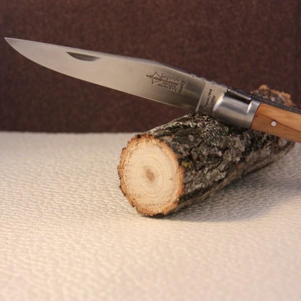 Manche olivier Couteau LAGUIOLE G.DAVID
