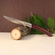 Manche bois de violette Couteau Le THIERS  AU SABOT