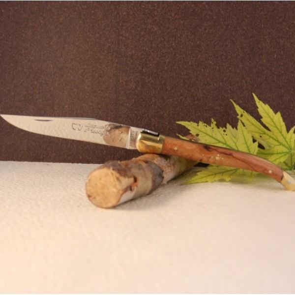 couteau laguiole au sabot manche gen vrier vente couteau laguiole sur timeless spirit. Black Bedroom Furniture Sets. Home Design Ideas