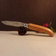 Couteau l'Alpage manche olivier ANDRE VERDIER