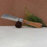 Couteau L'Armor manche olivier médaillon Triskell AU SABOT