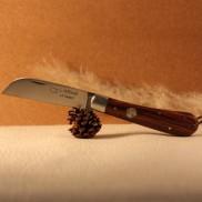 Couteau L'Armor bois de violette médaillon Triskell AU SABOT