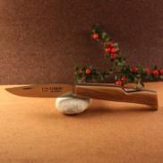 Couteau L'Alpin sécurisé manche Olivier AU SABOT
