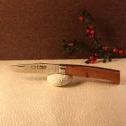 Couteau L'Alpin manche genévrier  AU SABOT