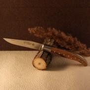 Couteau le Basque manche bois de serpent AU SABOT