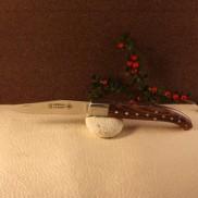 Couteau le Basque manche bois de violette AU SABOT
