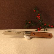 Couteau Le GARONNAIS loupe de genévrier AU SABOT