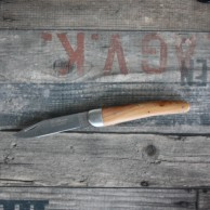 Couteau Alsacien genévrier AU SABOT