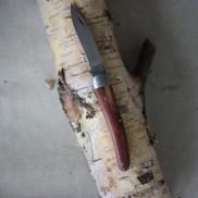 Couteau Alsacien bubinga AU SABOT