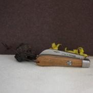 Couteau L'Armor teck médaillon Triskell AU SABOT