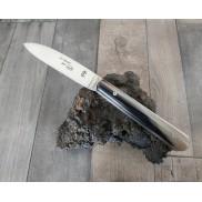 Couteau Le Franc LOUIS CAU Manche Corne blonde 11 cm