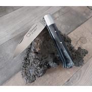 Couteau Yssingeaux manche corne 9.5cm  AU SABOT