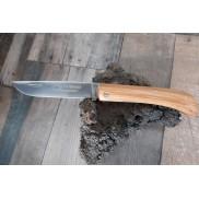 Couteau Le Mineur manche Olivier 10cm AU SABOT
