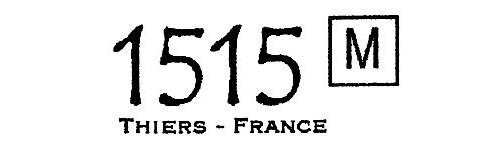 COUTEAU 1515